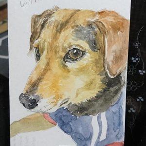 REXの肖像画